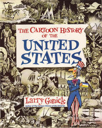 Cover Thumbnail for The Cartoon History of the United States (HarperCollins, 1991 series)