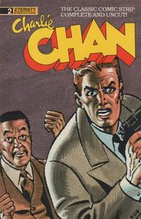 Cover Thumbnail for Charlie Chan (Malibu, 1989 series) #2