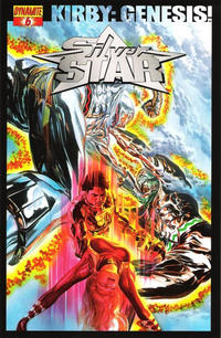 Cover Thumbnail for Kirby: Genesis - Silver Star (Dynamite Entertainment, 2011 series) #6