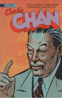 Cover Thumbnail for Charlie Chan (Malibu, 1989 series) #1