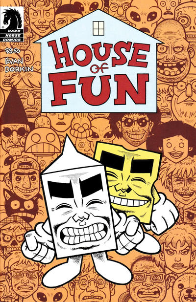 Cover for House of Fun (Dark Horse, 2012 series) #[0]