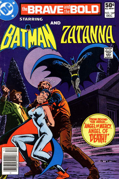 Cover for The Brave and the Bold (DC, 1955 series) #169 [Newsstand]