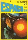Cover for Espaço (Agência Portuguesa de Revistas, 1977 series) #6