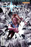 Cover for The Bionic Woman (Dynamite Entertainment, 2012 series) #7