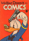 Cover for Walt Disney's Comics (W. G. Publications; Wogan Publications, 1946 series) #1