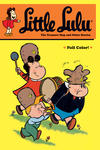 Cover for Little Lulu (Dark Horse, 2005 series) #27 - The Treasure Map and Other Stories