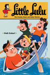 Cover for Little Lulu (Dark Horse, 2005 series) #29 - The Cranky Giant and Other Stories