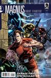 Cover Thumbnail for Magnus, Robot Fighter (2010 series) #1 [Bill Reinhold Variant]