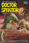 Cover for The Occult Files of Doctor Spektor Archives (Dark Horse, 2010 series) #4