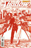 "Cover for The Shadow (Dynamite Entertainment, 2012 series) #3 [""Bloody Red"" Retailer Incentive]"