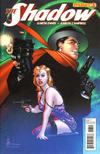 Cover for The Shadow (Dynamite Entertainment, 2012 series) #6 [Cover B - Howard Chaykin]