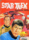 Cover for Star Trek Annual (World Distributors, 1969 series) #1973
