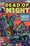 Cover Thumbnail for Dead of Night (1973 series) #10 [British Price Variant]