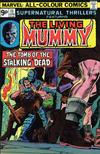 Cover for Supernatural Thrillers (Marvel, 1972 series) #13 [British]