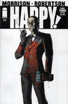 Cover Thumbnail for Happy! (2012 series) #3 [Issue 3 Second Printing]