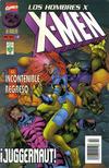 Cover for X-Men, los Hombres X (Grupo Editorial Vid, 1998 series) #2