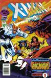 Cover for X-Men, los Hombres X (Grupo Editorial Vid, 1998 series) #5