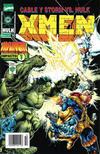 Cover for X-Men, los Hombres X (Grupo Editorial Vid, 1998 series) #10