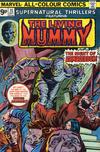 Cover for Supernatural Thrillers (Marvel, 1972 series) #15 [British]