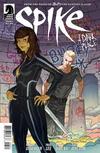 Cover for Spike (Dark Horse, 2012 series) #3 [Steve Morris Alternate Cover]