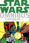 Cover for Star Wars Omnibus: A Long Time Ago.... (Dark Horse, 2010 series) #4