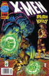 Cover for X-Men, los Hombres X (Grupo Editorial Vid, 1998 series) #22
