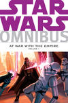 Cover for Star Wars Omnibus: At War with the Empire (Dark Horse, 2011 series) #1