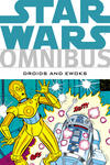 Cover for Star Wars Omnibus: Droids and Ewoks (Dark Horse, 2012 series)