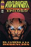 Cover for X-Men, los Hombres X (Grupo Editorial Vid, 1998 series) #27