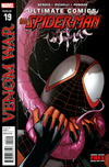 Cover for Ultimate Comics Spider-Man (Marvel, 2011 series) #19