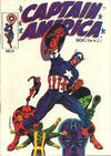 Cover for Captain America (Yaffa / Page, 1978 ? series) #4