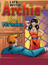 Cover for Life with Archie (Archie, 2010 series) #25 [Veronica Variant]