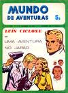 Cover for Mundo de Aventuras (Agência Portuguesa de Revistas, 1973 series) #6