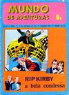 Cover for Mundo de Aventuras (Agência Portuguesa de Revistas, 1973 series) #10