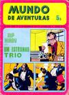 Cover for Mundo de Aventuras (Agência Portuguesa de Revistas, 1973 series) #11