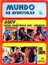 Cover for Mundo de Aventuras (Agência Portuguesa de Revistas, 1973 series) #12
