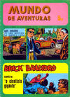 Cover for Mundo de Aventuras (Agência Portuguesa de Revistas, 1973 series) #21