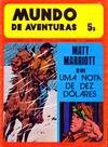 Cover for Mundo de Aventuras (Agência Portuguesa de Revistas, 1973 series) #23