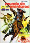 Cover for Mundo de Aventuras Especial (Agência Portuguesa de Revistas, 1975 series) #25