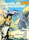 Cover for Mundo de Aventuras Especial (Agência Portuguesa de Revistas, 1975 series) #28