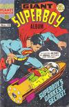 Cover for Giant Superboy Album (K. G. Murray, 1965 series) #10