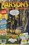 Cover for Larsons gale verden (Bladkompaniet / Schibsted, 1992 series) #1/1995