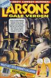 Cover for Larsons gale verden (Bladkompaniet / Schibsted, 1992 series) #2/1995