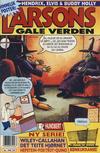 Cover for Larsons gale verden (Bladkompaniet / Schibsted, 1992 series) #4/1995
