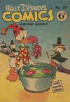 Cover for Walt Disney's Comics (W. G. Publications; Wogan Publications, 1946 series) #38