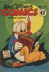 Cover for Walt Disney's Comics (W. G. Publications; Wogan Publications, 1946 series) #37
