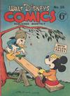 Cover for Walt Disney's Comics (W. G. Publications; Wogan Publications, 1946 series) #20