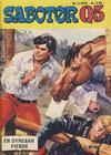 Cover for Sabotør Q5 (Serieforlaget / Se-Bladene / Stabenfeldt, 1971 series) #5/1975