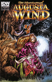 Cover Thumbnail for The Adventures of Augusta Wind (IDW, 2012 series) #3