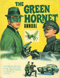 Cover Thumbnail for The Green Hornet Annual (World Distributors, 1967 series)